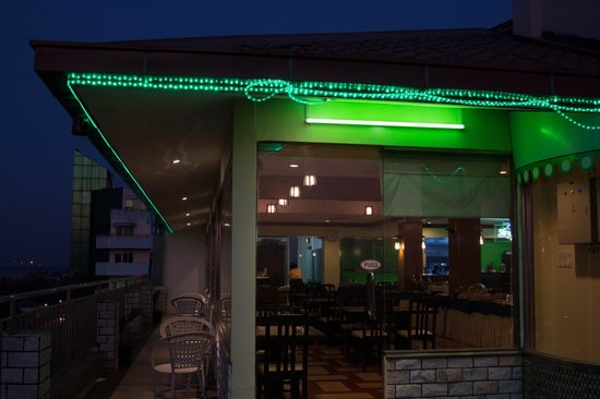 Millennium Hotel: Restaurant on level 9