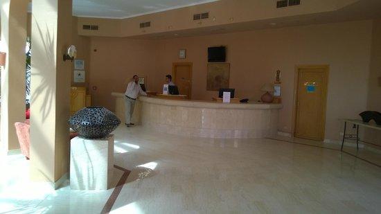 Labranda Club Paradisio Hotel El Gouna: Reception