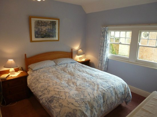 Garden House B&B: Room 3. Double Ensuite