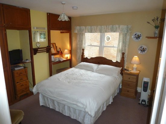 Garden House B&B: Room 5. Double Ensuite