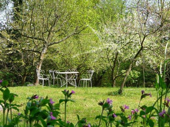 Chavannes-sur-Reyssouze, France: Extérieur 4