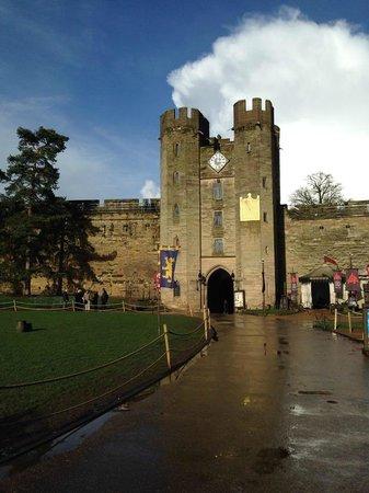 Warwick Castle: The castle