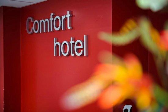 COMFORT HOTEL Champigny sur Marne : Comfort hotel