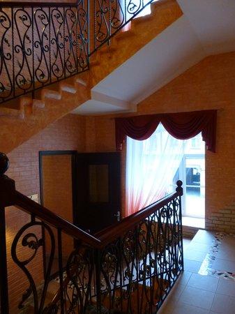 Dinastiya Hotel: accès aux chambres