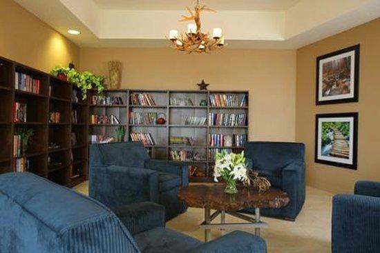 Ramada Williston : Library