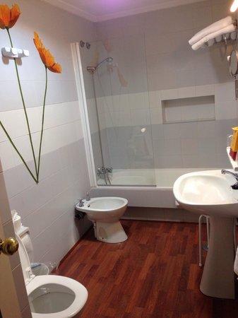 Hotel Abanico Sevilla: Room 211