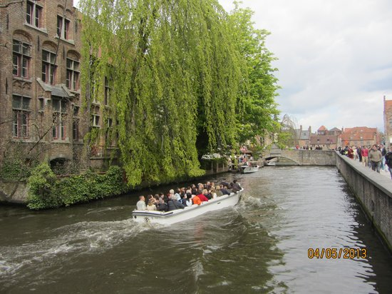 Historic Centre of Brugge : Каналы