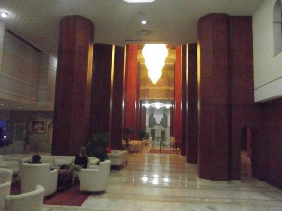 Marhaba Palace Hotel: reception