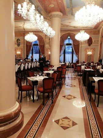Vogue Cafe Kyiv: Interior