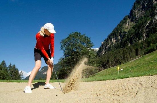 Hotel Landhaus Sonne: golf
