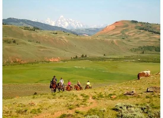 Red Rock Ranch: Family Vacation Jackson Hole