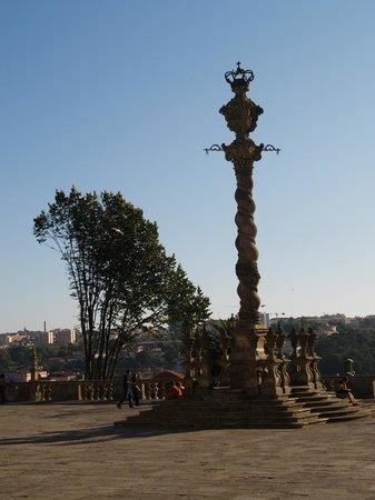 Porto Cathedral (Se Catedral): кафедральная площадь, она же и смотровая площадка