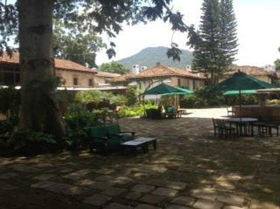 Casa Santo Domingo Museums : Patio area of Santo Domingo