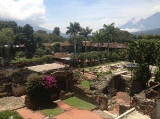 Casa Santo Domingo Museums : Ruins of Casa Santo Domingo