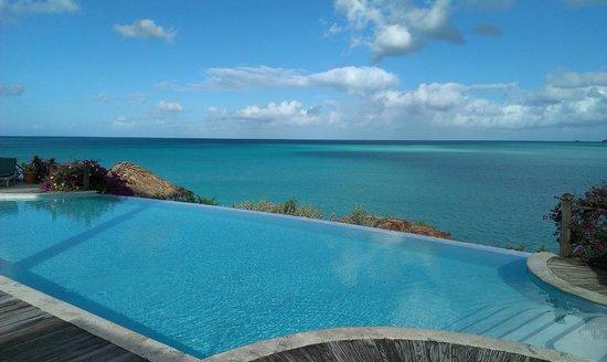 Cocobay Resort: piscina zona superiore