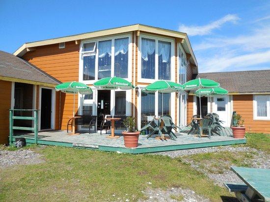 Miquelon: le Motel de l'Archipel vous souhaite un agréable séjour