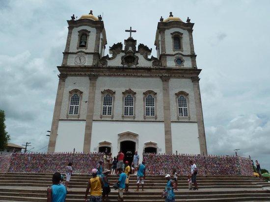 Bahia Metisse - Day Tours: Nosso Senhor de Bonfim