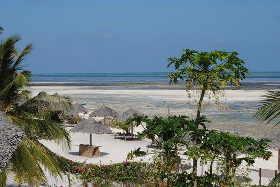 Clubviaggi Resort Twiga Beach & SPA : la spiaggia
