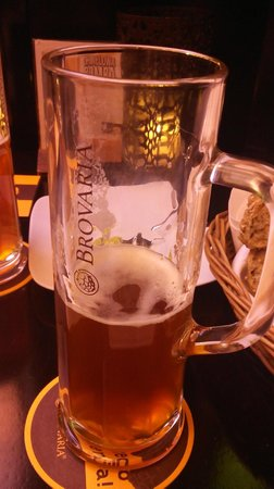 Brovaria: Honey Beer