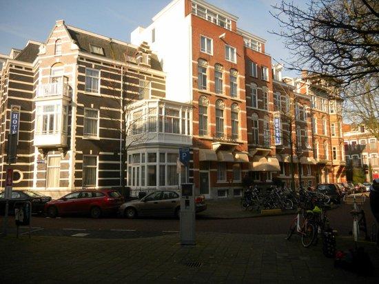 Leonardo Hotel Amsterdam City Center: Vue Extérieur