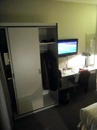 Leonardo Hotel Amsterdam City Center: Chambre