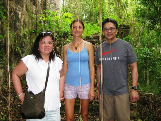 Mount Victory Camp: With our guide Carmen