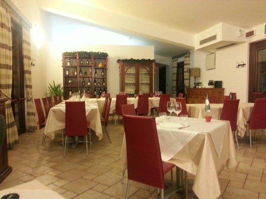 Villa Giovina: Sala ristorante