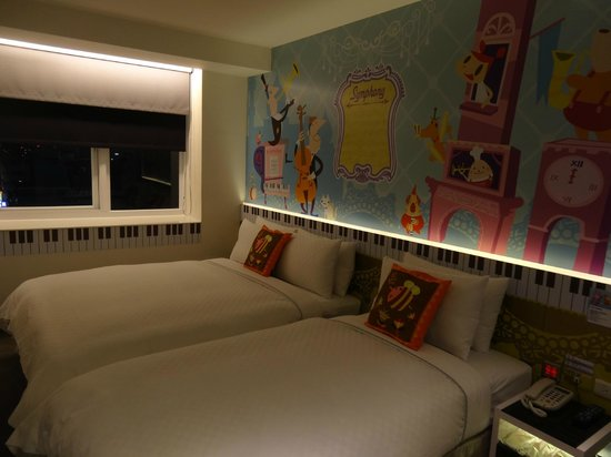 CityInn Hotel Plus - Taichung Station Branch: Deluxe Triple Room