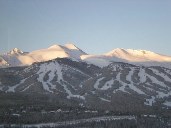 The Lodge at Breckenridge : Mountain View