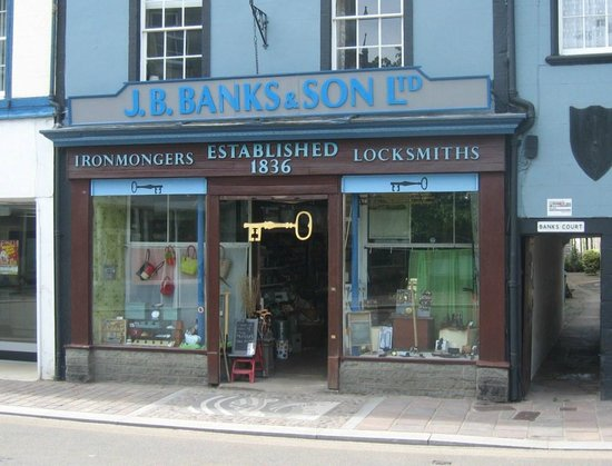 J.B.Banks and Son Ltd