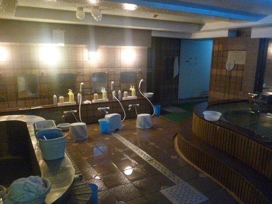 Ikebukuro Royal Hotel : Spa