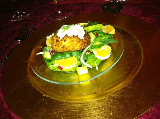 Bed and Breakfast at Taylor's Corner: Best Crab Cakes in the World