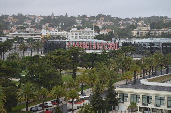 Vila Galé Estoril : Vista Casino Dia