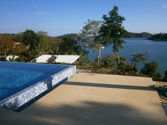 Hotel Bocas del Mar: alrededores del hotel