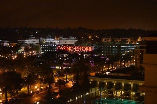 Vila Galé Estoril : Vista Casino Noite