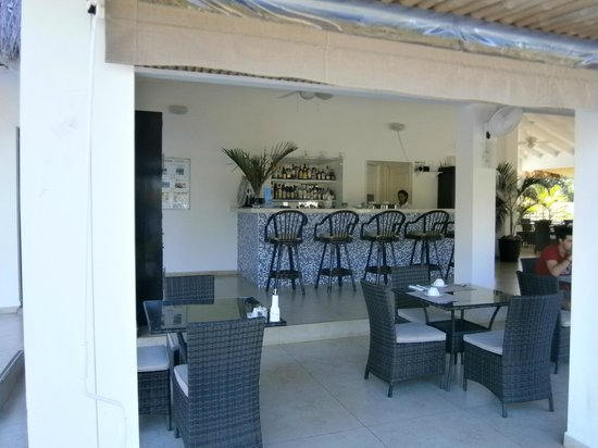 Hotel Bocas del Mar: comedor
