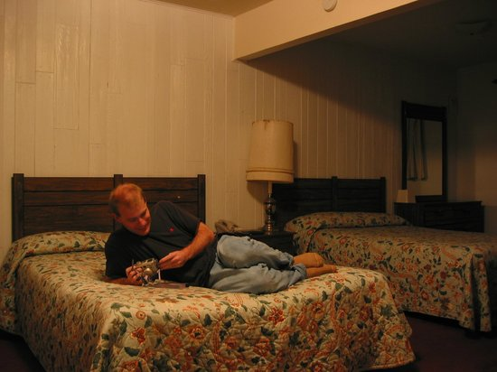 Baymont Inn & Suites Easley/Greenville : Nasty room