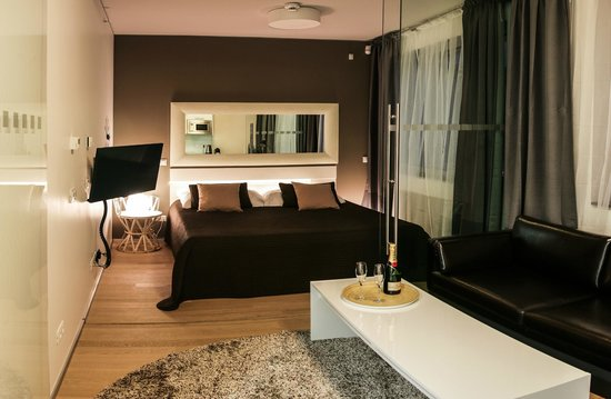 Wenceslas Square Terraces : Bedroom