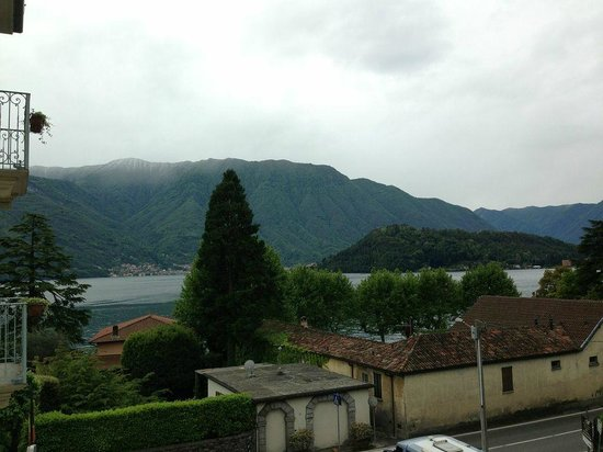Lario Hotel: View from one of my terraces