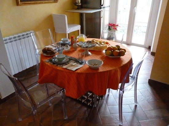 Gens Julia: Frühstück