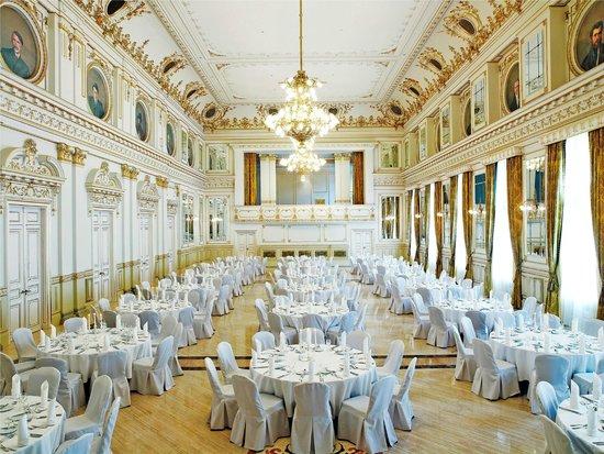 Corinthia Hotel Budapest: Grand Ballroom