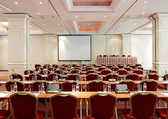 Aria Meeting Room Map