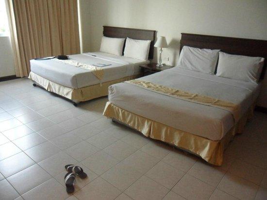 Crown Pattaya Beach: Комната