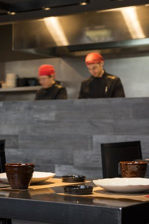 Umo barcelona eixample restaurant reviews phone - Restaurant umo barcelona ...