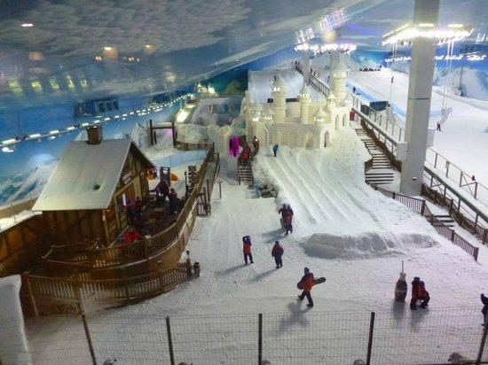 Snowland: Montanha de Neve
