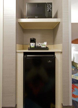 Hampton Inn Milpitas - Guest Room Amenities