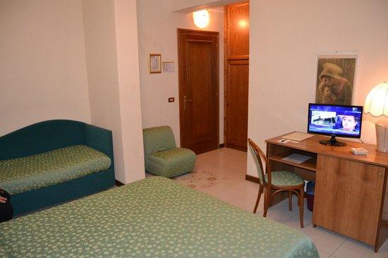 Hotel Park Ge.Al.: Camera Tripla