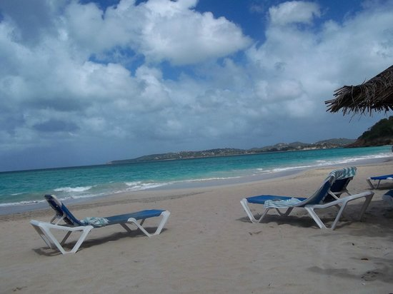 Coconut Beach Club: Beach