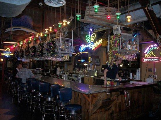 Fisherman's Wharf : côté bar