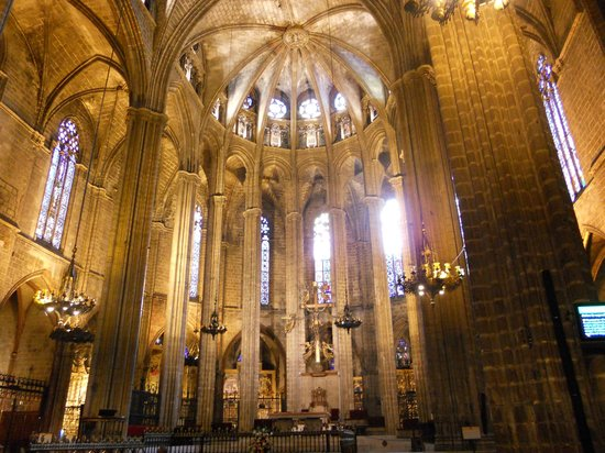 Hotel Barcelona Catedral: Catedral de Barcelona